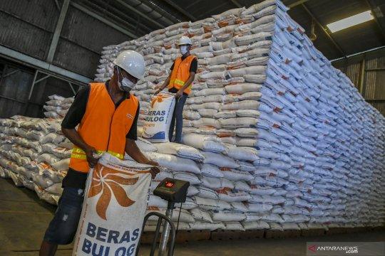 Pemerintah pastikan ketersediaan pangan cukup selama pandemi