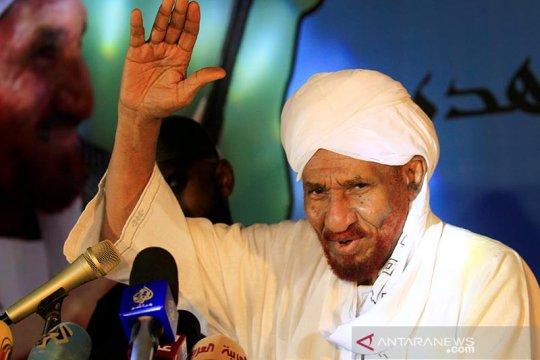 Mantan PM Sudan Sadiq al-Mahdi meninggal karena COVID-19