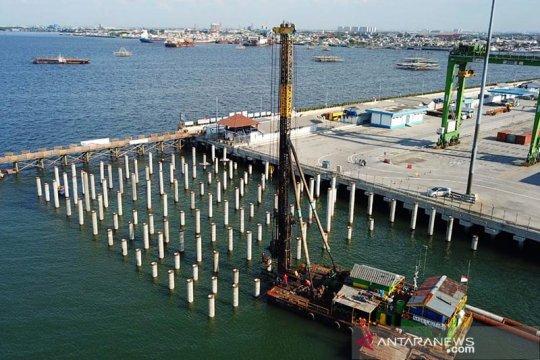 IPC lanjutkan pembangunan Terminal Kalibaru