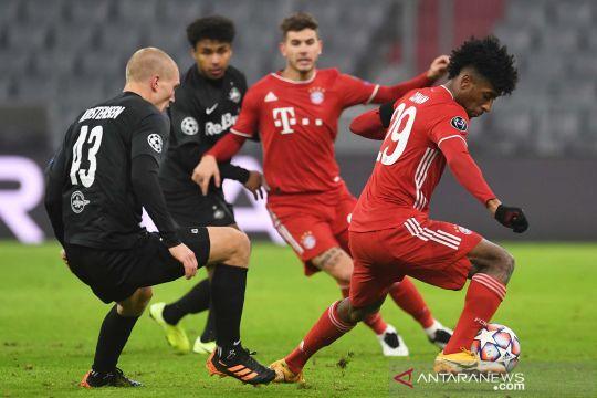Liga Champions: Bayern Munich kalahkan FC Salzburg 3-1