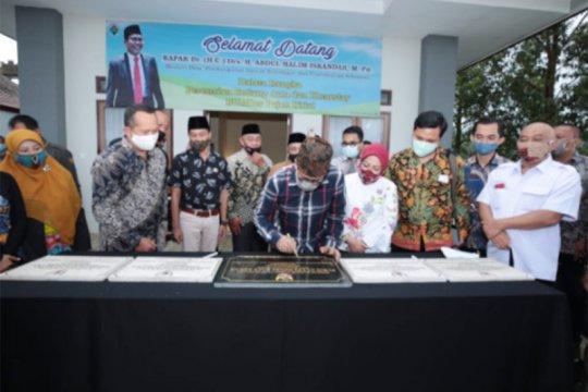 Menteri Desa PDTT resmikan penginapan di Desa Wisata Pujon Kidul