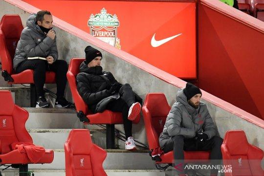Jordan Henderson kembali berlatih jelang lawatan Liverpool ke Brighton