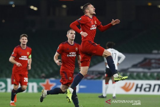 Rapid jaga asa dampingi Arsenal ke babak gugur sembari usir Dundalk