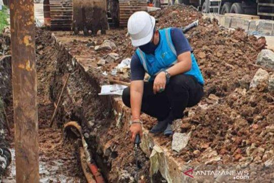 PLN: Listrik padam di Bekasi akibat perbaikan jalan