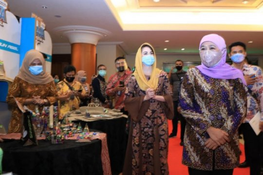 Pemprov Jatim mau bangun kawasan industri halal