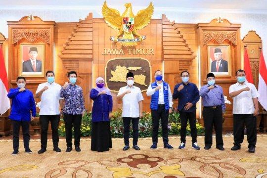 Zulhas minta legislator PAN Jatim dukung kebijakan Gubernur Khofifah