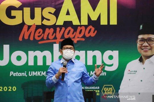 Cak Imin serukan bangun solidaritas di tengah pandemi