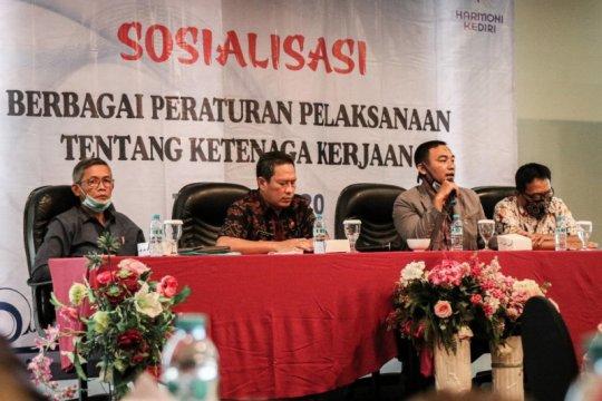Apindo : Belasan perusahaan di Jatim ajukan penangguhan UMK 2021