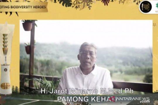 Kehati anugerahkan KEHATI Award 2020 untuk pejuang pelestarian hayati