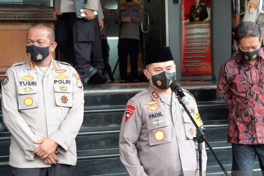 Kapolda Metro Jaya tegaskan temuan tindak pidana di Petamburan