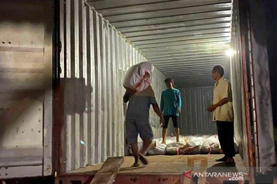 26 ton lidi nipah Sumut diekspor ke India