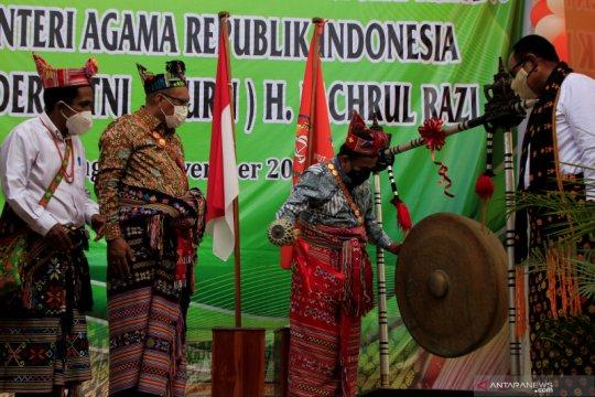 Menag resmikan kampus IAKN Kupang