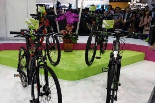 E-bike Taiwan andalkan rantai industri kuat