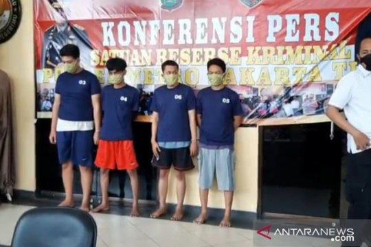 Prajurit TNI perempuan jadi korban jambret di Ciracas