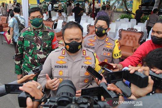 Polres Malang petakan 14 TPS rawan keterlambatan logistik pilkada