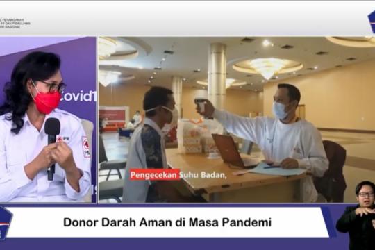 PMI kekurangan darah hingga 50 persen, masyarakat diharapkan mendonor