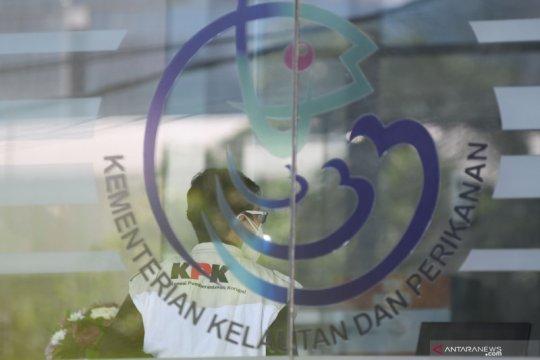 KPK geledah kantor Kementerian Kelautan dan Perikanan