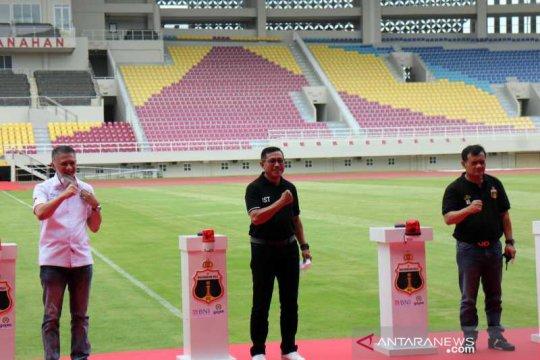 Bhayangkara FC resmi bermarkas di Solo