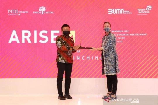 Telkom dan Finch Capital garap potensi bisnis startup di Indonesia