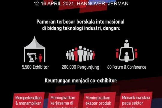 Kemenperin bersiap tampilkan wajah industri RI di Hannover Messe 2021