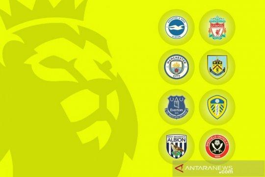 Jadwal Liga Inggris malam ini: Liverpool bisa rebut puncak klasemen
