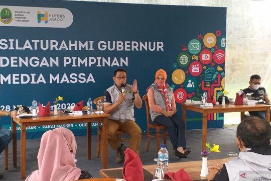 Ridwan Kamil prihatin penangkapan Wali Kota Cimahi oleh KPK