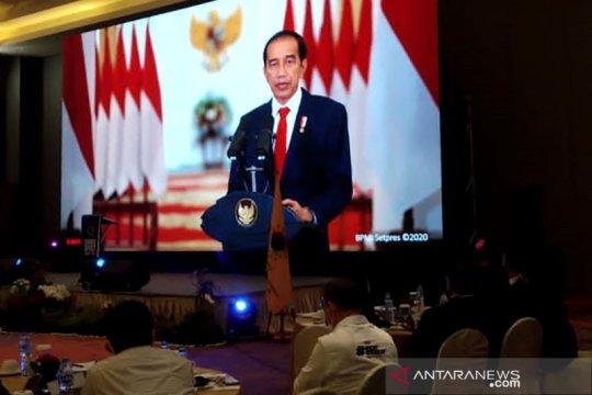 Presiden tegaskan perlu reformasi ekosistem pengiriman pekerja migran