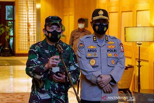 Kehadiran TNI-Polri di Papua untuk pastikan stabilitas keamanan