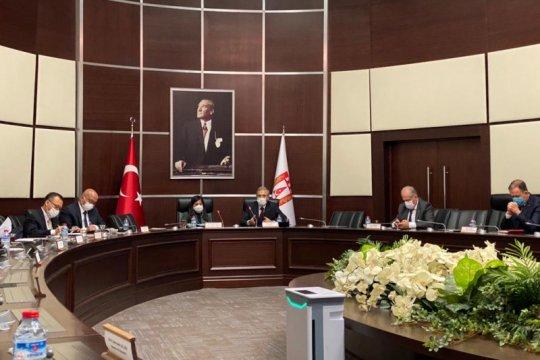 Pantau kinerja diplomasi, Ketua Komisi I DPR berkunjung ke Turki