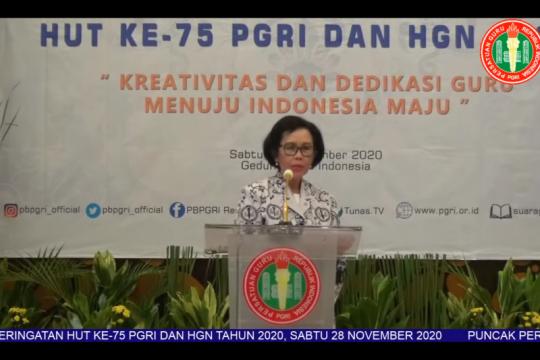 PGRI dukung rencana pembelajaran tatap muka pada Januari 2021