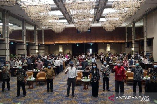 Kemenparekraf fasilitasi 100 pelaku usaha di Bali bentuk badan hukum