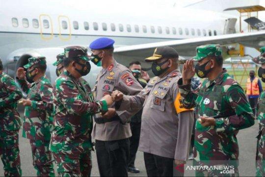 Panglima TNI ajak tokoh Papua cegah penularan COVID-19