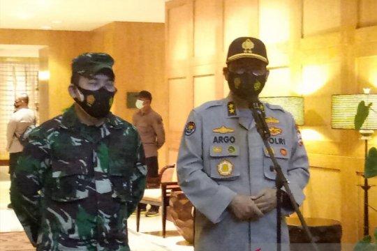 Kadiv Humas Polri bantah ada pendekatan militer di Papua
