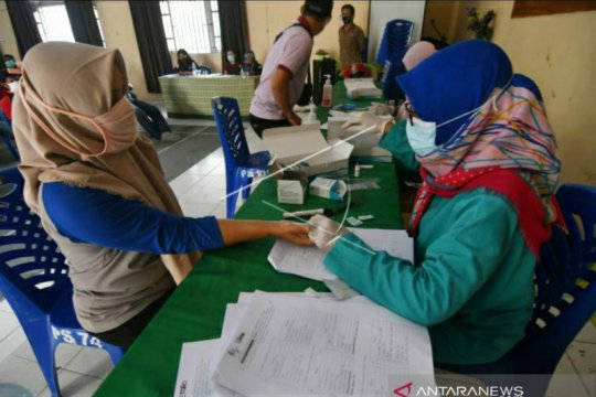 Pasien COVID-19 Sulteng tambah 30 orang,11 sembuh dan satu meninggal