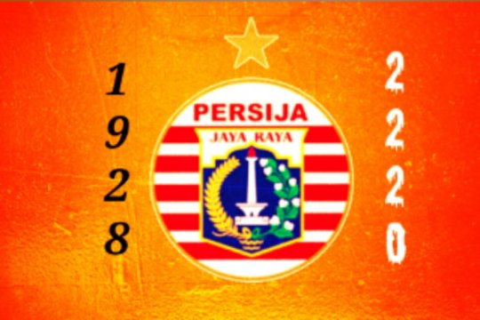 Delapan lokasi Jakarta menyala merah-jingga rayakan ultah Persija