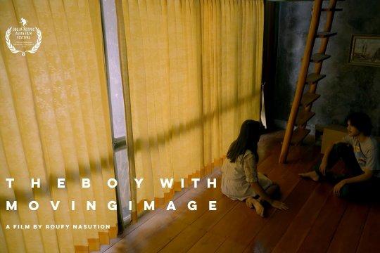 """The Boy with Moving Image"", sebuah kegelisahan dari sineas muda"