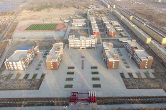 Inggris umumkan kebijakan bisnis terkait tuduhan kerja paksa Xinjiang
