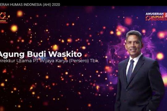 WIKA sabet dua penghargaan di ajang AHI 2020