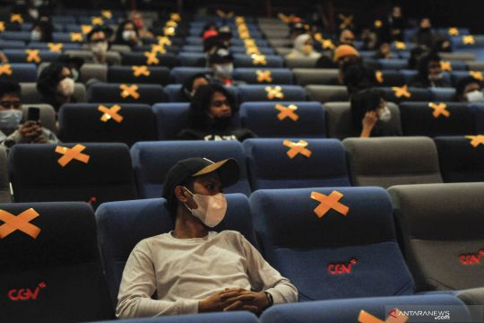Konser musik di bioskop