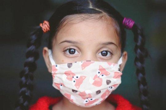 Dokter anak jelaskan cara benar gunakan masker untuk buah hati
