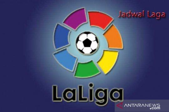 Jadwal Liga Spanyol malam ini: konsistensi Atletico diuji di Mestalla