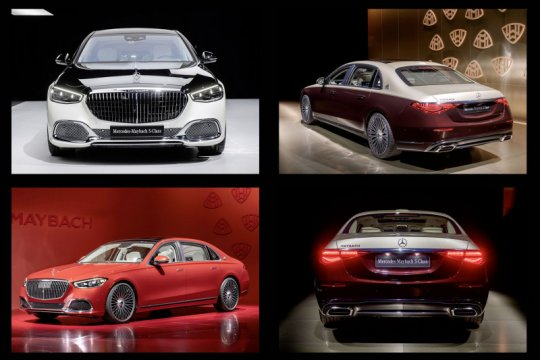 Dari mewahnya Mercedes-Maybach S-Class hingga rekomendasi film korea