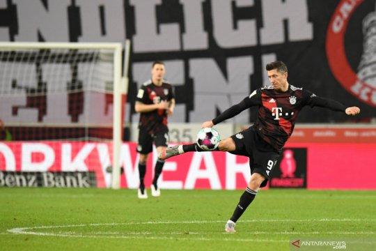 Bayern dan Leipzig kembali ke jalur kemenangan, Dortmund tergelincir