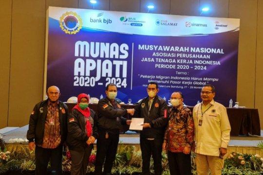 Ayub Basalamah kembali pimpin Apjati periode 2020-2024
