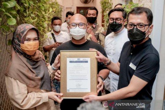 """Menparekraf targetkan pelaku pariwisata tersertifikasi """"InDOnesiaCARE"""""""