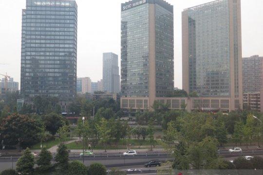 """Dua kota """"pedas"""" China bersaing jadi tuan rumah Olimpiade 2032"""