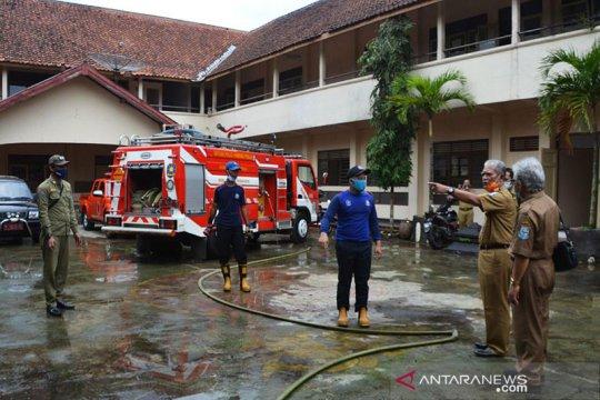 Gedung eks SMPN 3 Purbalingga dijadikan tempat isolasi darurat