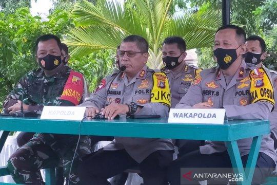 Kepala Polda Sulawesi Tengah tegas tidak ada gereja dibakar di Sigi