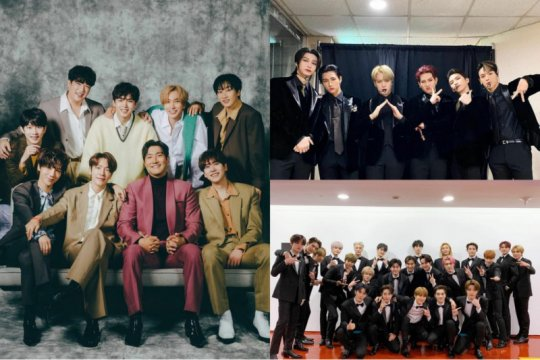 Para pemenang Asia Artist Awards 2020