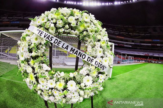 Diego Maradona menjadi nama liga sepak bola Argentina